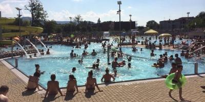 1 czerwca rusza odkryty basen. Andrychów szykuje się też do otwarcia nowej pływalni