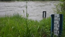 Pogotowie powodziowe w powiecie wadowickim. Woda daje się we znaki
