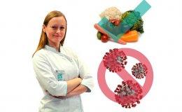 CO WZMACNIA ODPORNOŚĆ, A CO JĄ RUJNUJE? Wywiad z dietetyk Anną Kasperkiewicz