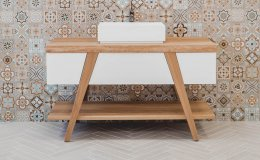 Łazienka w stylu marokańskim. Jak dobrać meble łazienkowe?