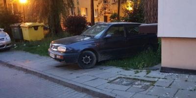 Mistrzowie parkowania 66