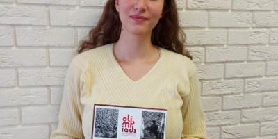Spory sukces uczennicy z andrychowskiego liceum. Ona zna się na Solidarności