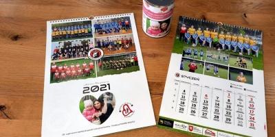 Dziewczyny dla chorej Eweliny. Wyjątkowy kalendarz piłkarek z Barwałdu