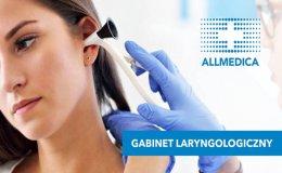 Gabinet laryngologiczny Allmedica już dostępny w Wadowicach