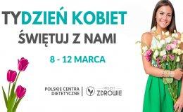 TyDzień KOBIET w Projekt Zdrowie Wadowice 8 – 12 marca